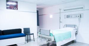 UV-C effectief ziekenhuisinfecties